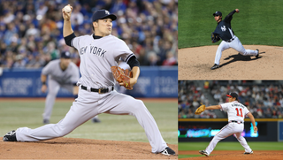 Illustration for article titled Myth Busting: Do Japanese Pitchers Really Throw More Strikeouts In MLB?