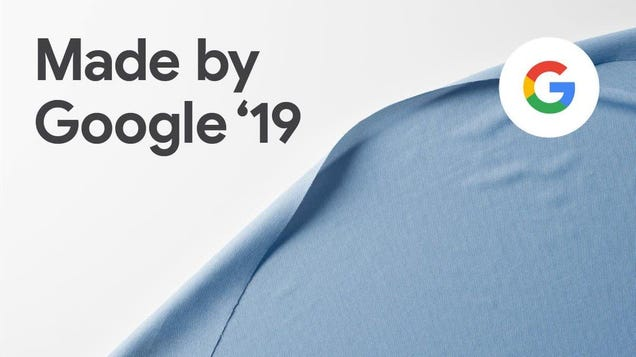The Pixel 4 Has Been Leaked to Death, So Here s Everything Else We Know About Made By Google 2019