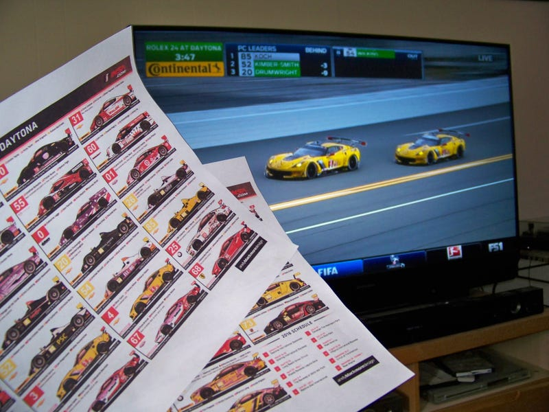 Illustration for article titled Spotter Guides Are Great!