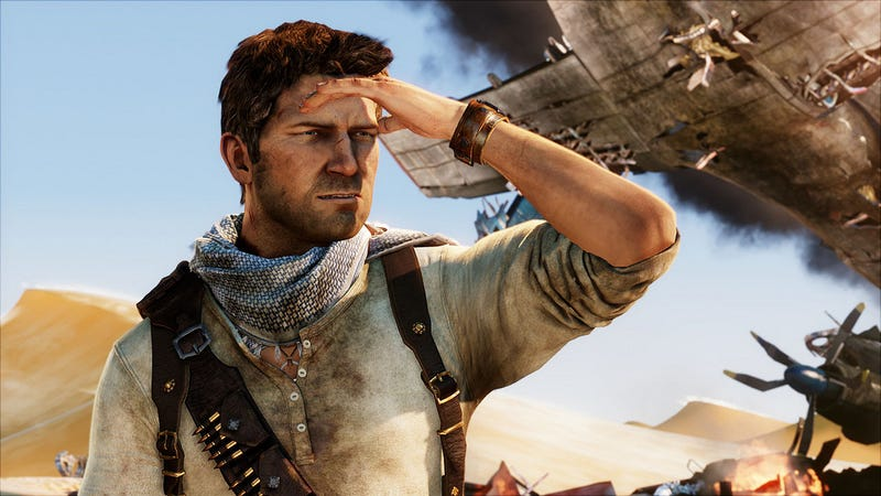 Illustration for article titled Searching For More Uncharted 3 Details?