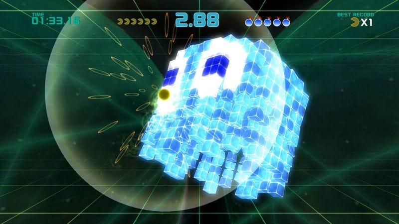 Screenshot: Bandai Namco