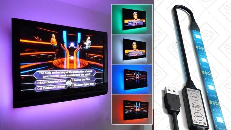 Vansky RGB Bias Light | $12 | Amazon | Promo code MUA9KLRIVansky White Bias Light | $10 | Amazon | Promo code MUA9KLRI