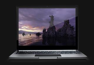 Illustration for article titled El Chromebook Pixel ya es real