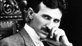 Illustration for article titled Despite his own mental illness, Nikola Tesla advocated eugenics for the year 2100