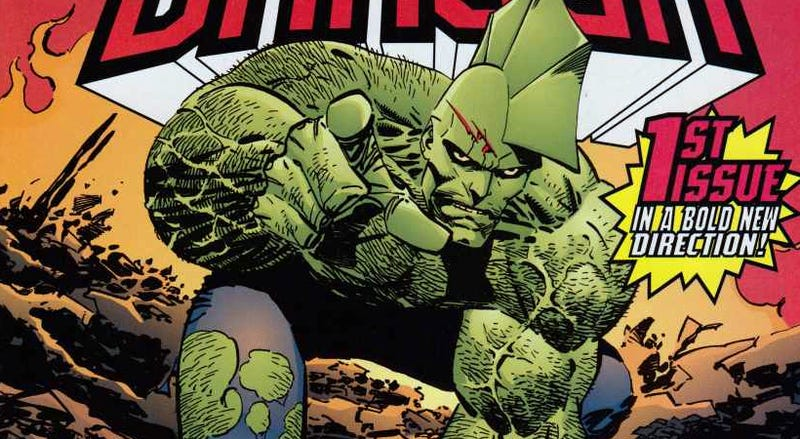 Illustration for article titled 3 Reasons The Savage Dragon Movie Must Be Made
