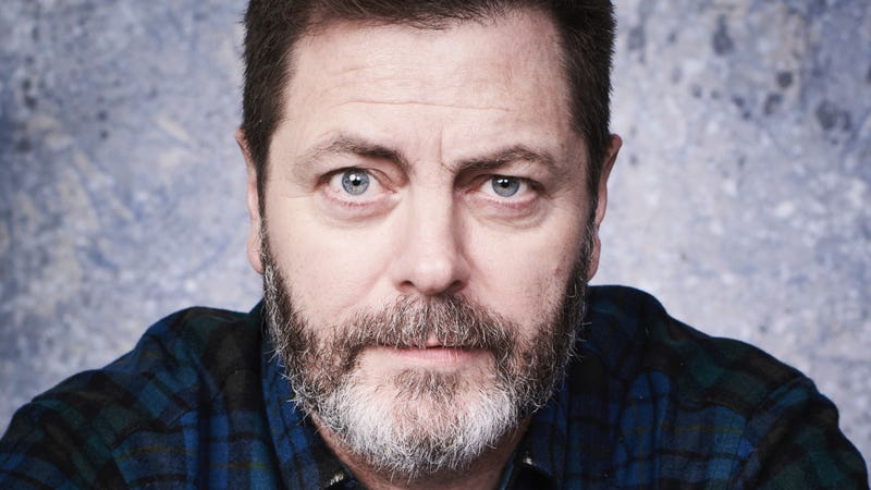 Illustration for article titled Nick Offerman to play a sinister CEO in Alex Garland's techno-thriller series Devs