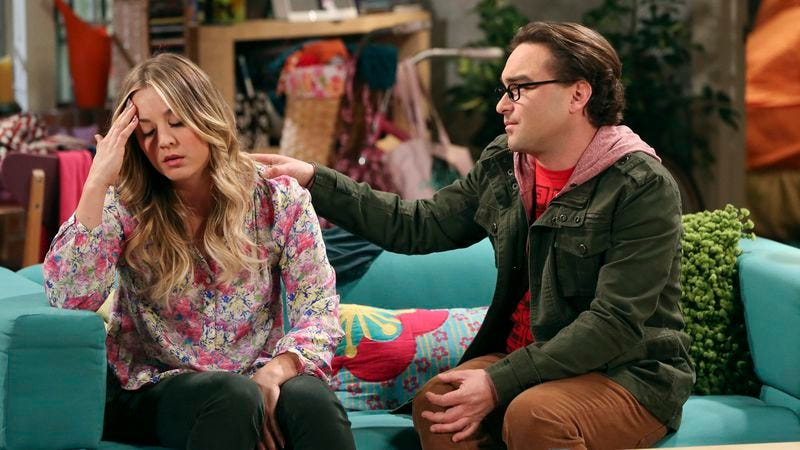 """Illustration for article titled The Big Bang Theory: """"The Hesitation Ramification"""""""