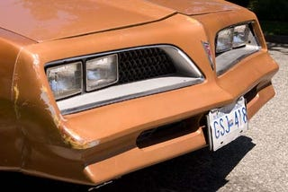 Illustration for article titled DOTS-O-Rama Sunday: 1978 Pontiac Firebird