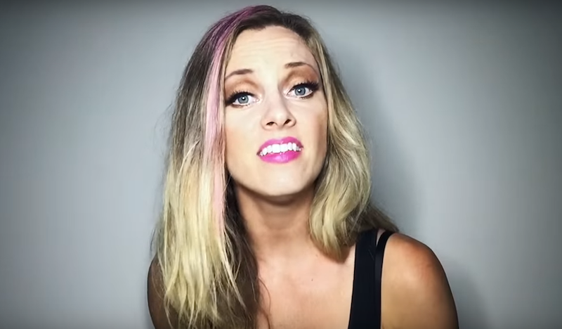 Illustration for article titled Nicole Arbour Claims 'Dear Fat People' Was a Pre-Planned Marketing Ploy