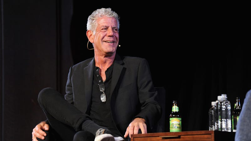 Illustration for article titled Anthony Bourdain, Chef, Writer, and Television Host, Is Dead at 61 [Updated]