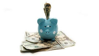 Illustration for article titled If You Have a Variable Income, You Need a Variable Savings Plan