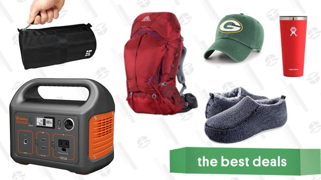 Sunday s Best Deals: NFL Apparel, REI Outlet, Sherpa Slippers, Kindle Unlimited, and More