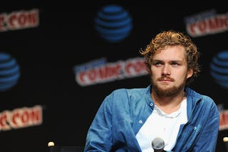 Finn Jones (Craig Barritt/Getty Images for Netflix)