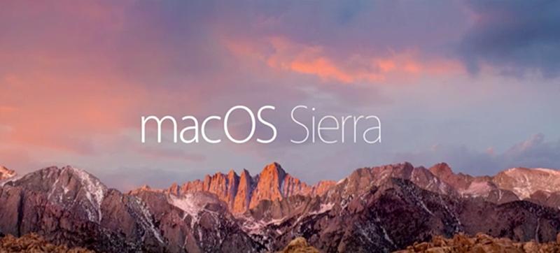 Illustration for article titled Adiós OS X, hola macOS Sierra: todas las novedades del nuevo sistema operativo de Mac
