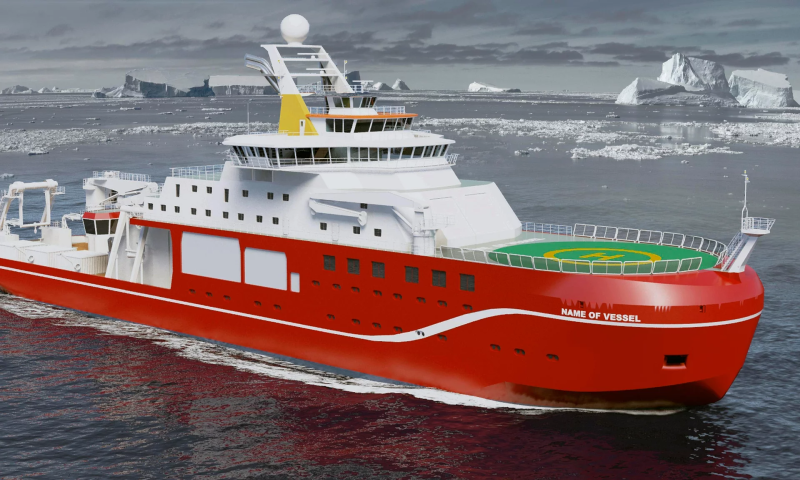 Illustration for article titled El gobierno británico se opone a Internet: Boaty McBoatface no es un nombre serio para un barco