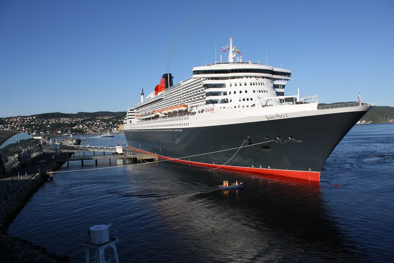 The Ten Most Expensive Vehicles To Operate - Cruise ship gas mileage