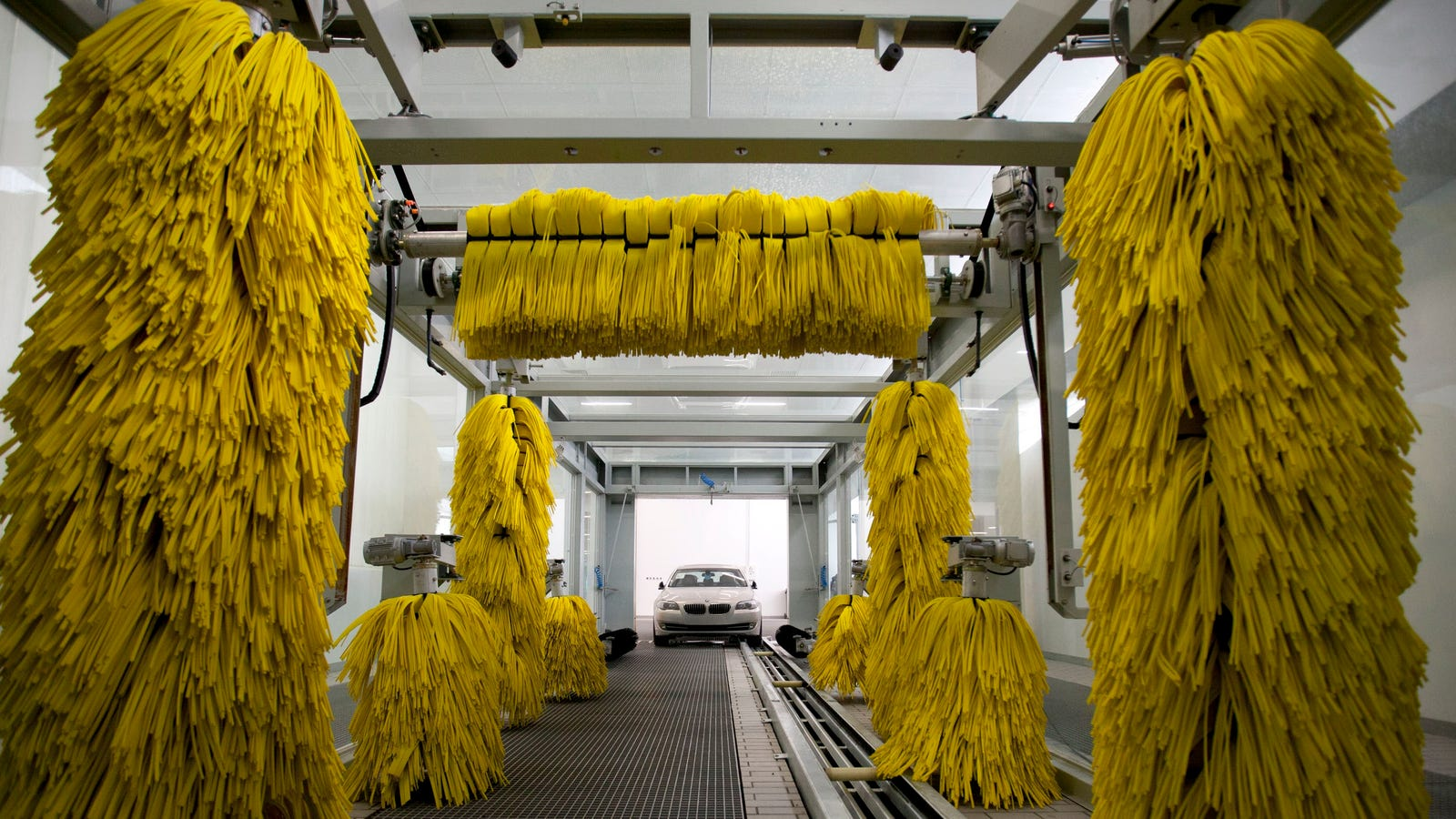 Car And Driver 10 Best >> Modern Cars Are Freaking Out In Car Washes