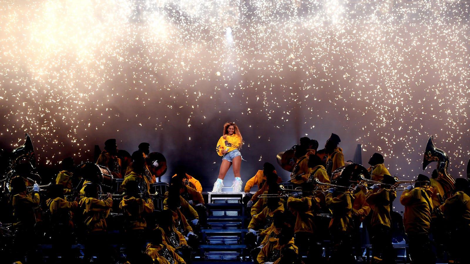 Beyoncé's Homecoming: Blackest Coachella Performance Naturally Brings Netflix's Blackest Ratings