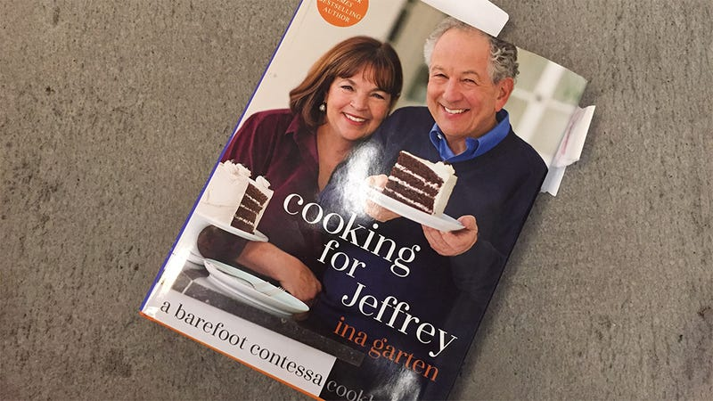 Illustration for article titled Ina Garten's New Cookbook Makes the Convincing Argument That No One Is Happier Than Ina Garten