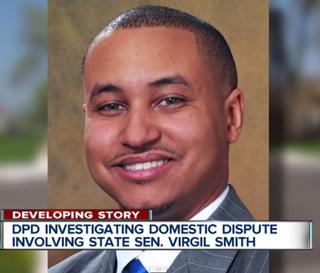Michigan state Sen. Virgil SmithWXYZ-TV Detroit