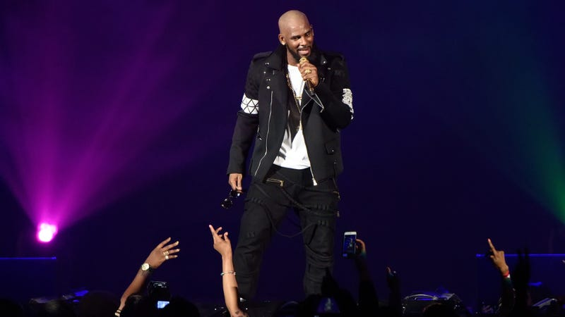 R  Kelly Claims It Is 'Too Late' to Mute Him, but Reader, It