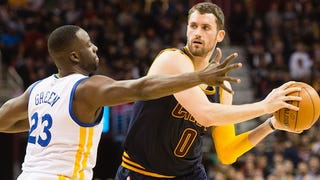 Kevin Love Is Staying With The Cavaliers