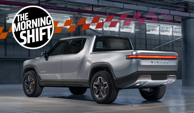 Illustration for article titled Ford Is Pouring $500 Million into Rivian