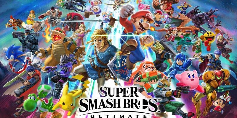Illustration for article titled Thoughts on Super Smash Bros Ultimate
