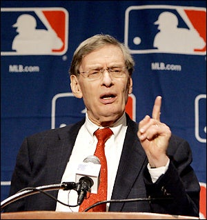 Illustration for article titled Time To Play: Guess Which Phillie Ripped Bud Selig?