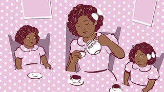 Illustration for article titled Dear Men: Having a Daughter Does Not Make You a Girl Expert