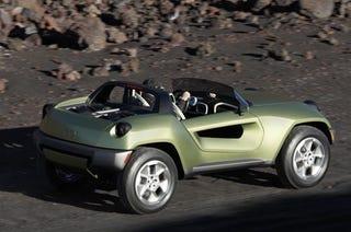 Illustration for article titled Detroit Auto Show: Jeep Renegade Concept