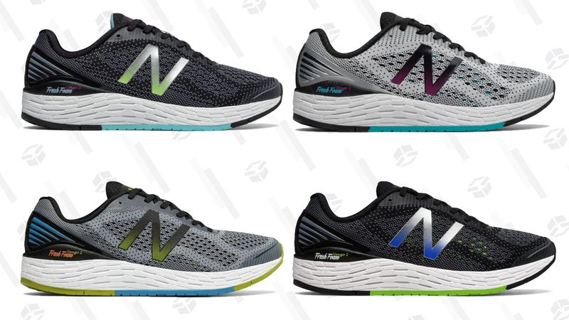New Balance Vongo V2 Running Shoe | $75 | Joe's New Balance Outlet | Use code KINJADEALS