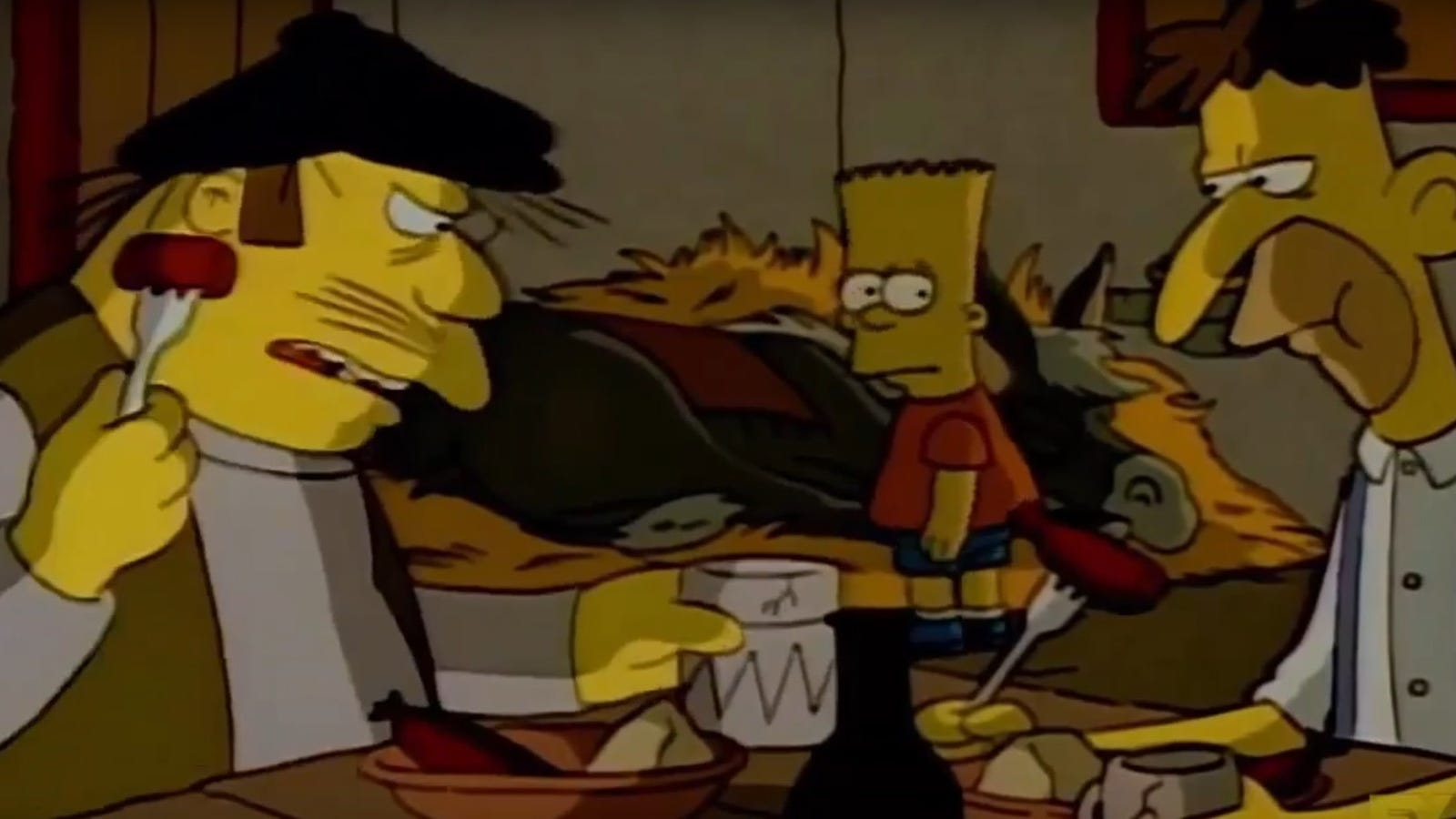 Take a tour of Franco-Canadian relations with this look at region-specific Simpsons dubs