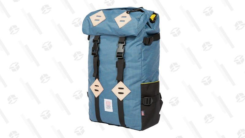 Topo Designs 200D Ripstop Klettersack | $132 | Huckberry