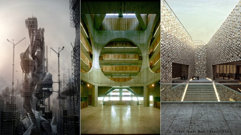 Illustration for article titled 38 Architectural Renderings You Won't Believe Are Fake