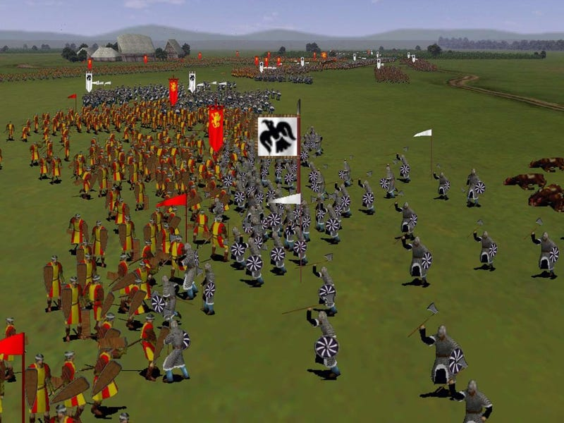 Medieval: Total War - Viking Invasion full game free pc