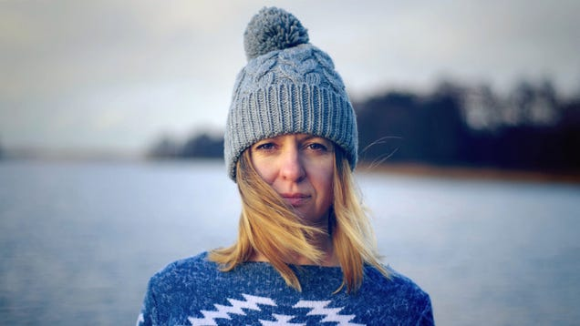 Woman Not As Fun-Loving And Carefree As Pom-Pom On Winter Hat Would Suggest