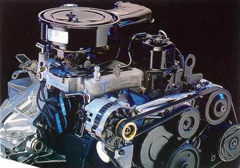 engine of the day gm iron duke rh jalopnik com 151 Iron Duke Performance Parts Iron Duke Crate Engine
