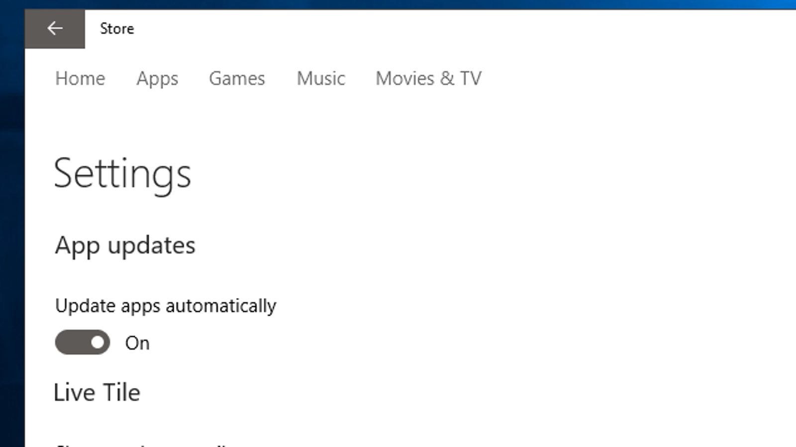 Disable Windows 10 App Updates With This Setting (But Only