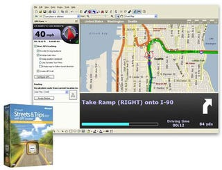 Illustration for article titled Microsoft Streets and Trips 2007, With Improved GPS Receiver