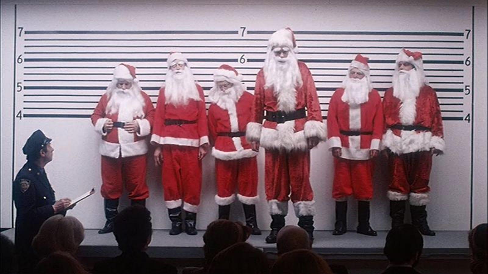The night Santa went crazy: 18 killer Santas from TV and film
