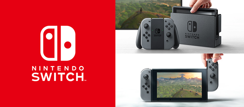 Preorder Nintendo Switch, $300