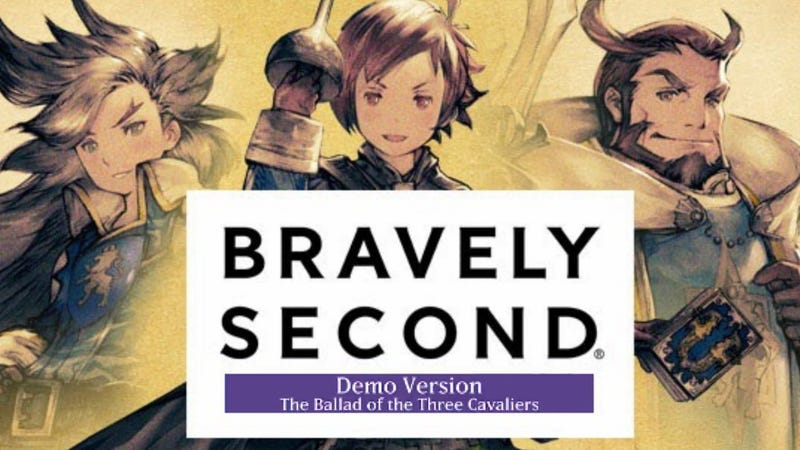Illustration for article titled Bravely Second Demo Impressions