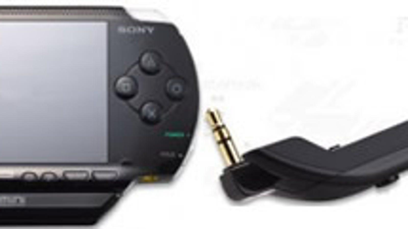 i-Phono, PSP Bluetooth Transmitter