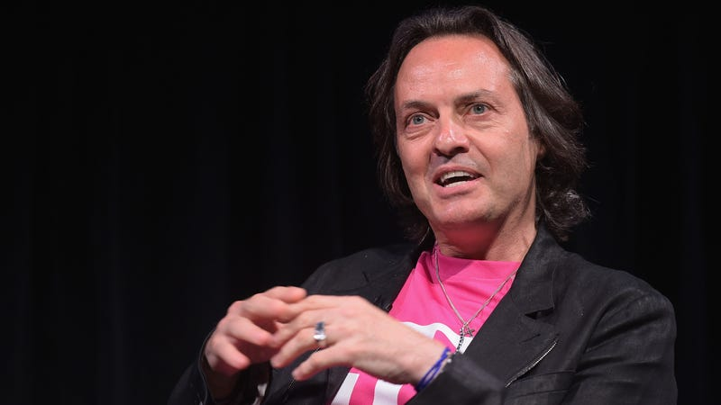 CEO John Legere
