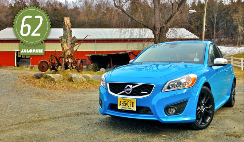 Illustration for article titled 2013 Volvo C30 Polestar: The Jalopnik Review