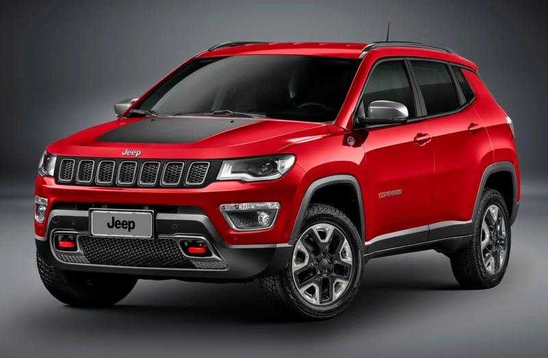 Here's What We've Heard About How The 2017 Jeep Pass Trailhawk