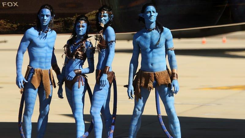 Illustration for article titled Jezebel's Advent Calendar of Crap, Day 16: Avatar's Back