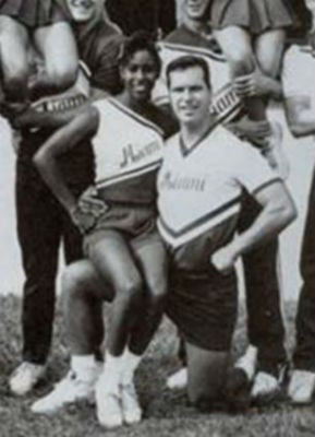 Paul Ryan's Ex-Girlfriend (left) (Miami University via Daily Mail)