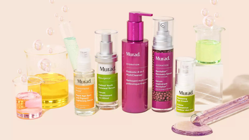 25% Off Orders $100+ | Murad | Promo code 25OFF100